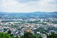 Paesaggio della Tailandia Fotografie Stock Libere da Diritti
