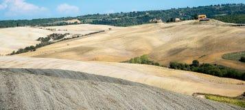 Paesaggio della Toscana, Italia Immagine Stock Libera da Diritti