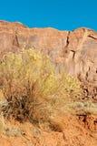 Paesaggio della valle del monumento Fotografie Stock