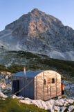 Paesaggio delle alpi e bower - alpi di Julian Fotografia Stock Libera da Diritti