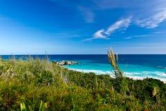 Paesaggio delle Bermude Fotografie Stock Libere da Diritti
