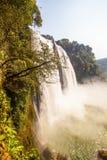 Paesaggio delle cascate di Huangguoshu Immagini Stock Libere da Diritti