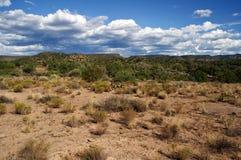 Paesaggio delle montagne della roccia a Sedona Arizona Fotografia Stock Libera da Diritti