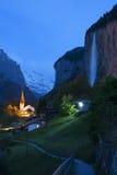Paesaggio dello svizzero Fotografie Stock