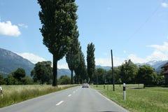 Paesaggio dello svizzero Immagine Stock Libera da Diritti