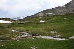 Paesaggio dello svizzero Fotografia Stock Libera da Diritti