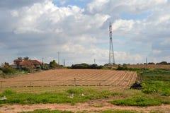 Paesaggio di agricoltura Immagini Stock