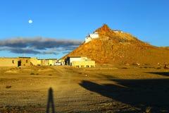 Paesaggio di Ali County Fotografie Stock Libere da Diritti