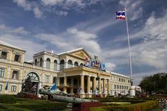 Paesaggio di Bangkok Fotografie Stock