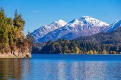 Paesaggio di Bariloche in Argentina Immagine Stock Libera da Diritti