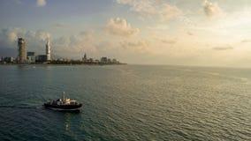 Paesaggio di Batumi fotografia stock libera da diritti