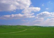Paesaggio di Beautifull Fotografia Stock Libera da Diritti