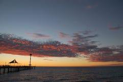 Paesaggio di Brighton Immagine Stock