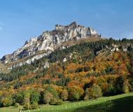 Paesaggio di caduta di autunno Fotografia Stock Libera da Diritti