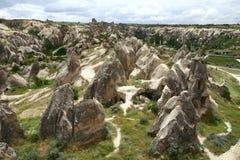 Paesaggio di Cappadocia Fotografia Stock