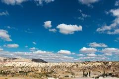Paesaggio di Cappadocia immagini stock