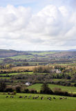 Paesaggio di Co.Waterford Fotografie Stock