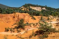 Paesaggio di Colorado Provencal Fotografia Stock