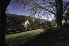 Paesaggio di Derbyshire Bamford Immagini Stock Libere da Diritti