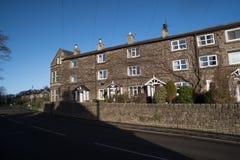 Paesaggio di Derbyshire Bamford Fotografie Stock Libere da Diritti