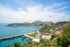 Paesaggio di Dongyong Fotografie Stock