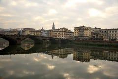 Paesaggio di Firenze Fotografia Stock Libera da Diritti