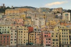 Paesaggio di Genoan immagine stock libera da diritti