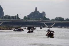 Paesaggio di Guilin Cina immagini stock