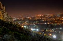 Paesaggio di Ispahan Immagini Stock Libere da Diritti