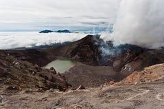 Paesaggio di Kamchatka. Immagini Stock Libere da Diritti