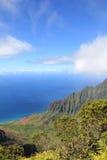 Paesaggio di Kauai Fotografie Stock Libere da Diritti