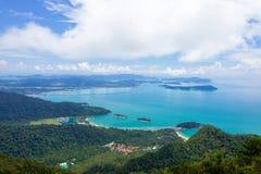 Paesaggio di Langkawi immagini stock