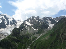 Paesaggio di Montains Immagini Stock Libere da Diritti