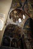 Paesaggio di Mystras Fotografia Stock