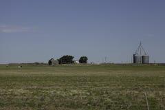 Paesaggio di Oklahoma fotografia stock