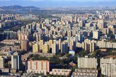 Paesaggio di Pechino Fotografia Stock Libera da Diritti