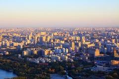 Paesaggio di Pechino Immagine Stock
