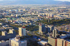 Paesaggio di Pechino Immagine Stock Libera da Diritti