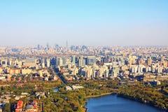 Paesaggio di Pechino Fotografie Stock Libere da Diritti