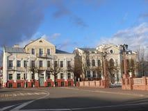 Paesaggio di Polatsk Fotografie Stock