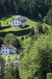 Paesaggio di Salisburgo, Austria Immagine Stock Libera da Diritti