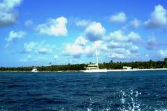 Paesaggio di Santo Domingo immagine stock