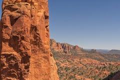 Paesaggio di Sedona Arizona Fotografia Stock Libera da Diritti