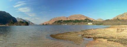 Paesaggio di Shiel del Loch Fotografie Stock