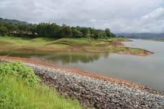 Paesaggio di Shillong Fotografia Stock