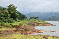Paesaggio di Shillong Immagine Stock