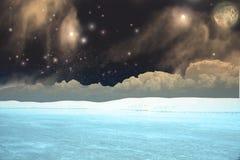 Paesaggio di sogno Fotografia Stock