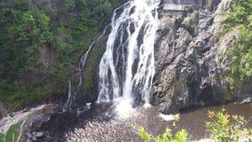 paesaggio di sogno delle cascate Fotografia Stock Libera da Diritti