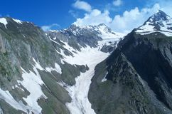 Paesaggio di Sonmarg in Kashmir-18 Immagine Stock