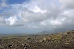Paesaggio di Southerm Islanda Fotografia Stock